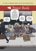 Power Bank – El día que gané el concurso Crash Cómic.